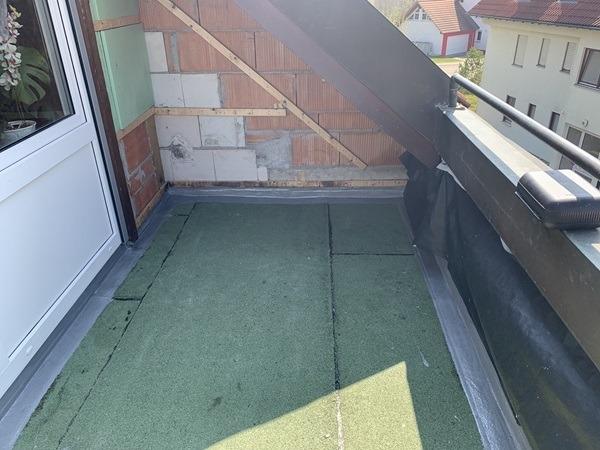 Balkonsanierung von Matic Bedachungen