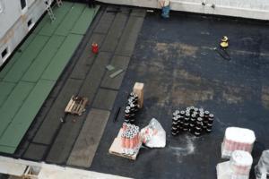 Aufbau einer Tiefgarage - Matic Bedachungen